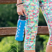 Lifefactory Glass Water Bottle - 22 oz.