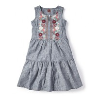 Tea Collection Antonella Chambray Dress
