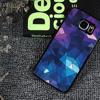 With Blue Glass Design Samsung Galaxy S6 Edge Plus Case|iPhonefy