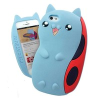 Bravest Warriors iPhone 5 and 5s Catbug Cell Phone Cover - Crowded Coop - Bravest Warriors - iPhone Accessories at Entertainment Earth