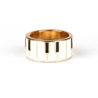 Black Keys Ring - Trendy Rings at Pinkice.com