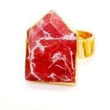 Ruby Mystique Ring