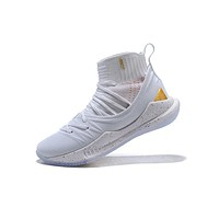 Nike Curry 5 Fashion Casual High-Top Shoes
