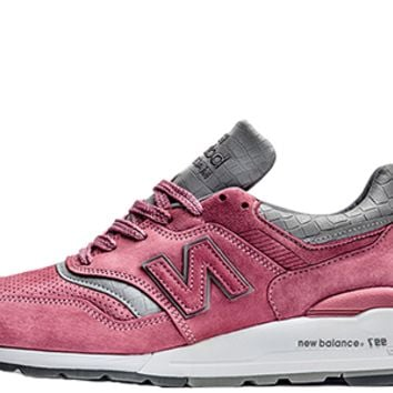 """New Balance X Concepts M997CPT """"Rose"""" Collaboration"""