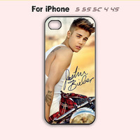 Justin Bieber Signature,iPhone 5 case,iPhone 5C Case,iPhone 5S Case, Phone case,iPhone 4 Case, iPhone 4S Case