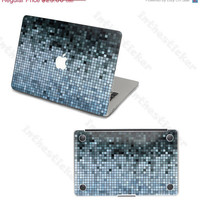 ON SALE Decal for Macbook Pro, Air or Ipad Stickers Macbook Decals Apple Decal for Macbook Pro / mac cover