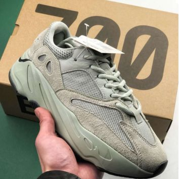 Adidas Yeezy 700 Salt Boost Causal Classic Running Sports Sneakers Shoes