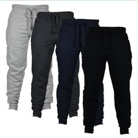 2017 New Jogger Pants Men Fitness Bodybuilding Gyms Pants For Runners Man Workout sportswear Sweatpants Autumn Sweat Trousers