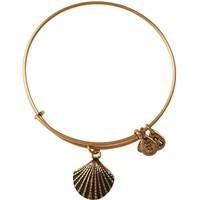 Alex and Ani Seashell Bangle