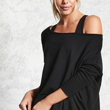 Active Oversized Top