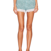 Show Me Your Mumu Bri Lacey Shorts in Little Lady Lolo