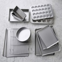 Williams-Sonoma Traditional Finish 15-Piece Bakeware Set