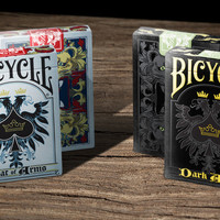 Coat of Arms - A New Bicycle Playing Card Deck