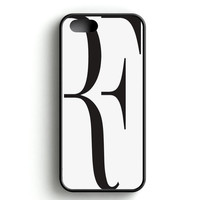 ROGER FEDERER logo iPhone 4s iPhone 5s iPhone 5c iPhone SE iPhone 6|6s iPhone 6|6s Plus Case