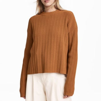 H&M Rib-knit Sweater $59.99