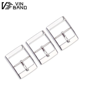 VB Watch Accessories for Swatch Strap Buckle SWATCH Silicone Watch Band Stainless Steel Strap Buckle 16/20mm Rubber Straps 3pcs