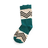 Richer Poorer Aviator Socks