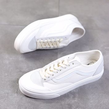 """""""Vans Style 36 Decon SF"""" Unisex Casual Retro Classic Skateboard Plate Shoes Couple Sneakers"""