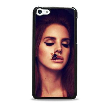Lana Del Rey Bee On Lips Supreme iPhone 5c Case