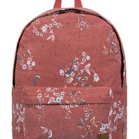 Sugar Baby Canvas Small Backpack- Roxy