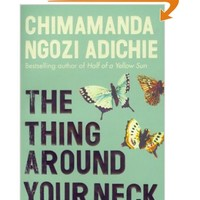 The Thing Around Your Neck [Paperback]