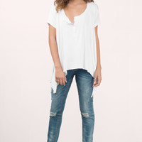 Topnotch Tunic Tee