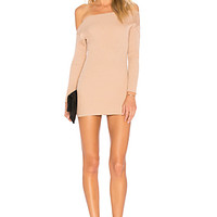 MAJORELLE Alissa Dress in Bone | REVOLVE