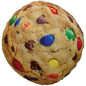 iscream Yummy Treats Chocolate Scented Candy Chip Cookie Microbead Pillow