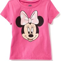 Disney© Minnie Mouse Tee for Toddler Girls | Old Navy