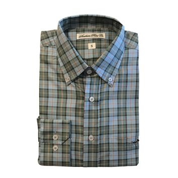 Southern Point, The Hadley Shirt, Crystal Plaid