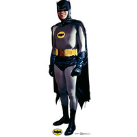 Batman Adam West 1966 TV Series Cardboard Standup