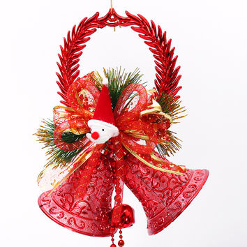 Christmas Decoration Jingle Bells Festival Party Xmas Tree Ornament [9416309572]
