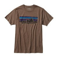 Patagonia - Men's Patagonia Legacy Label Cotton/Poly T-Shirt