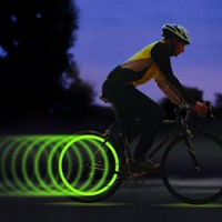 Nite Ize Spokelit Bicycle Light (Green)
