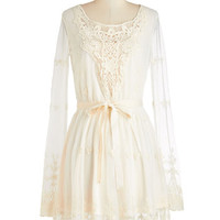 ModCloth Fairytale Mid-length Searching for Ethereal Love Dress