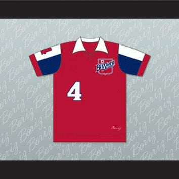 Toronto Blizzard Football Soccer Shirt Jersey Any Player or Number New