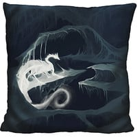 Cave Dragon Pillow