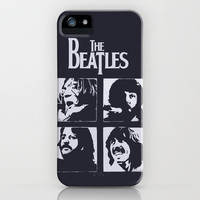 The Beatles Let It Be iPhone & iPod Case by Michellehill