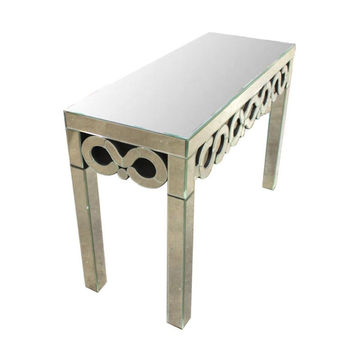 Classic Console Table By Benzara