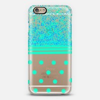 minty day iPhone 6 case by Marianna Tankelevich | Casetify