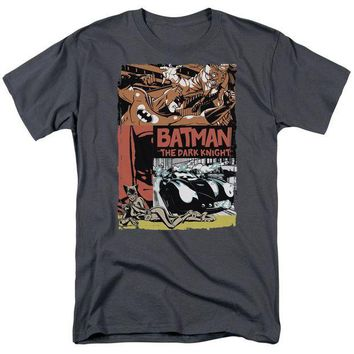 ac NOOW2 Batman - Old Movie Poster Short Sleeve Adult 18/1