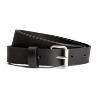 Leather Belt - from H&M