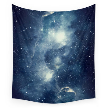 Society6 Galaxy Next Door Wall Tapestry