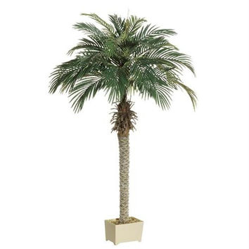 2 Artificial Palm Trees - Silk