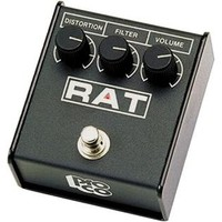 Proco WFRAT White Face Rat Guitar Effects Pedal | 85 Reissue