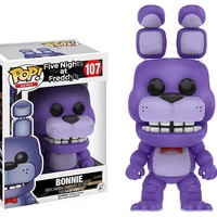 "Five Nights At Freddy's Bonnie 3.75"" Vinyl Figure Funko Pop"