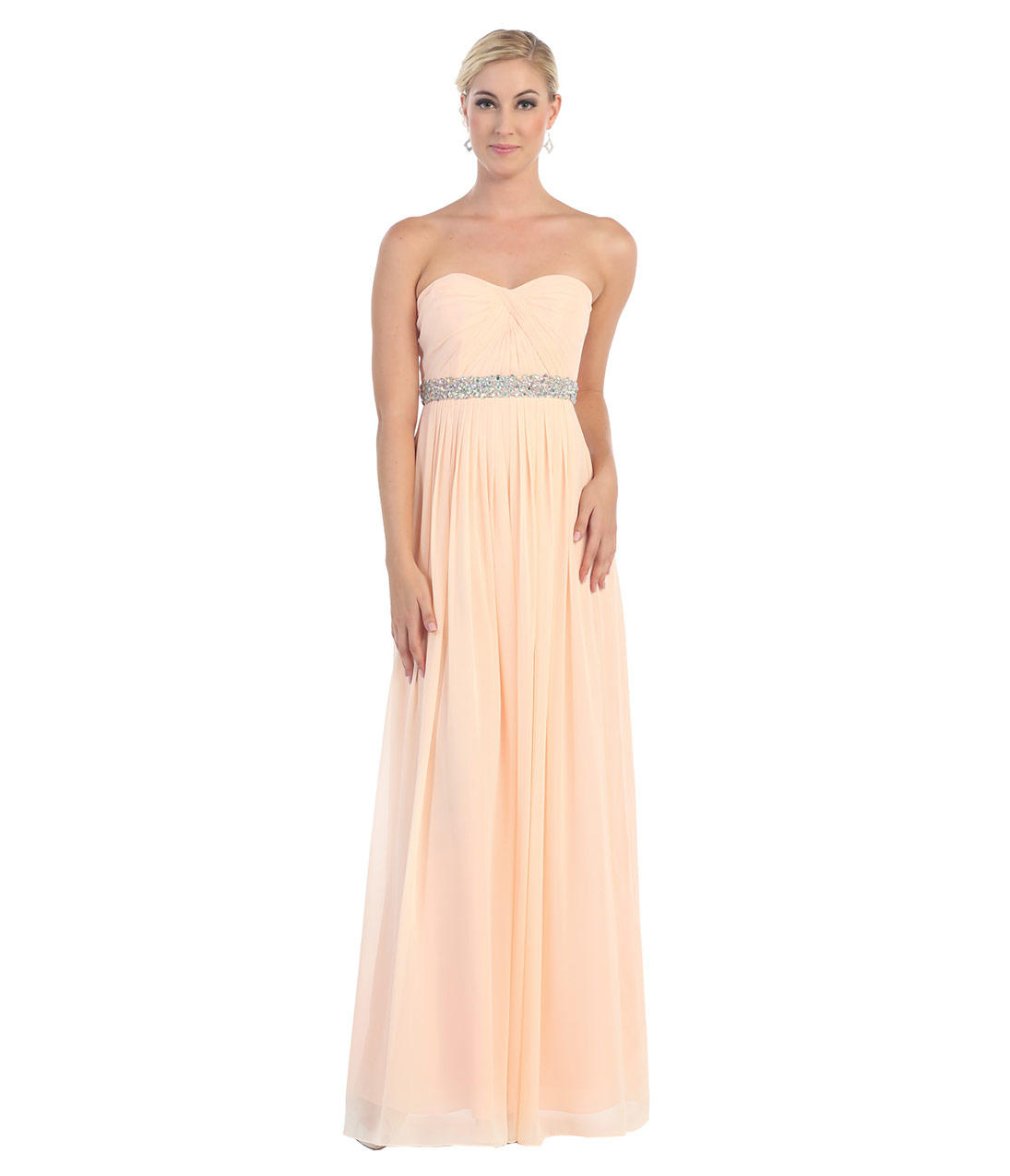 Room Decorating App Blush Pink Corset Back Gown From Unique Vintage Prom Hoco