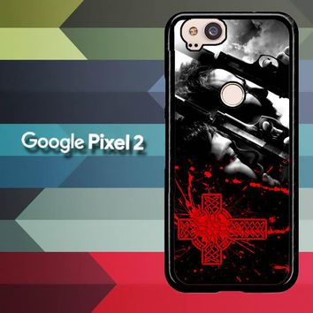 Boondock Saint Movies Series Z0346 Google Pixel 2 Case