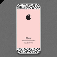iPhone 5 / 5s case - Pink Leopard Pattern cases, iPhone Case, iPhone5 Case, Cases for iPhone5, iPhone5s Case, Cases for iPhone5s