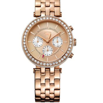 Rose Gold Plate Venice by Juicy Couture, O/S